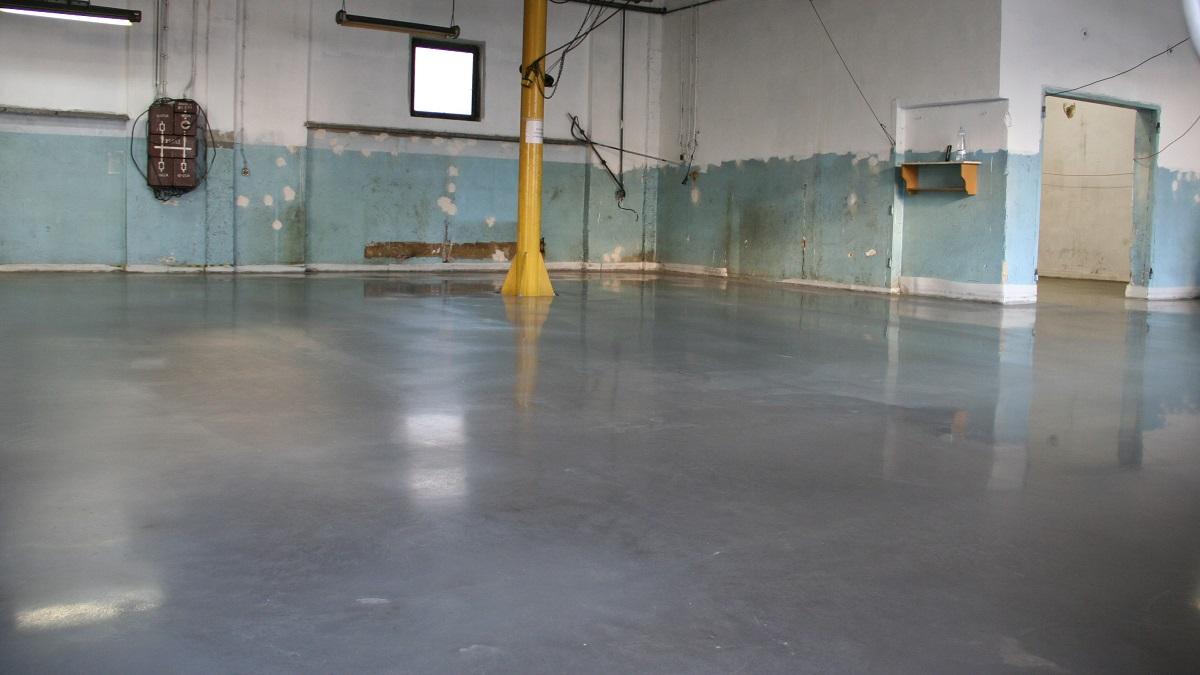 betonowa posadzka przemysłowa zacierana - Dzierżoniów